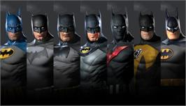 In game image of Batman Arkham City: Arkham City Skins Pack on the Valve Steam.