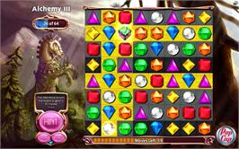 In game image of Bejeweled® 3 on the Valve Steam.