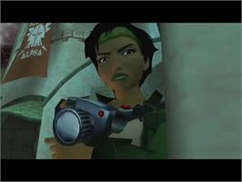 In game image of Beyond Good and Evil on the Valve Steam.