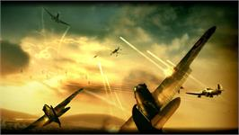 In game image of Blazing Angels® Squadrons of WWII on the Valve Steam.