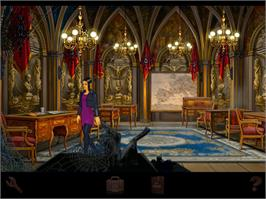 In game image of Broken Sword: Director's Cut on the Valve Steam.