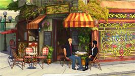 In game image of Broken Sword 5 - the Serpent's Curse on the Valve Steam.
