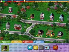 In game image of Build-A-Lot 2: Town of the Year on the Valve Steam.