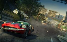 In game image of Burnout Paradise: The Ultimate Box on the Valve Steam.