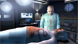 In game image of CSI: Crime Scene Investigation:  Hard Evidence on the Valve Steam.