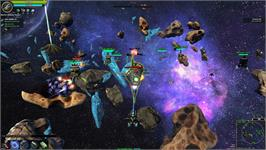 In game image of Cannons Lasers Rockets on the Valve Steam.