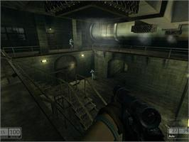 In game image of Chaser on the Valve Steam.