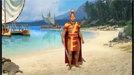 In game image of Civilization and Scenario Pack: Polynesia on the Valve Steam.