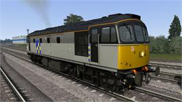 In game image of Class 33 Add-On on the Valve Steam.