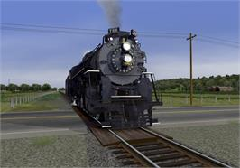 In game image of Class S-2 Berkshire RailWorks Add-on on the Valve Steam.