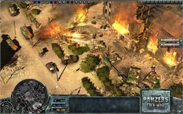 In game image of Codename: Panzers - Cold War on the Valve Steam.