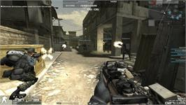 In game image of Combat Arms on the Valve Steam.