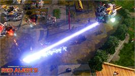In game image of Command & Conquer: Red Alert 3 - Uprising on the Valve Steam.