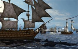 In game image of Commander: Conquest of the Americas on the Valve Steam.