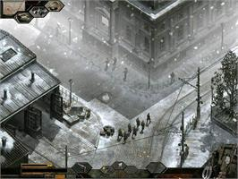 In game image of Commandos 3: Destination Berlin on the Valve Steam.