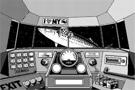 In game image of Cosmic Osmo and the Worlds Beyond the Mackerel on the Valve Steam.