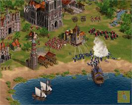 In game image of Cossacks: European Wars on the Valve Steam.