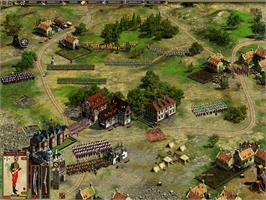 In game image of Cossacks II: Battle for Europe on the Valve Steam.
