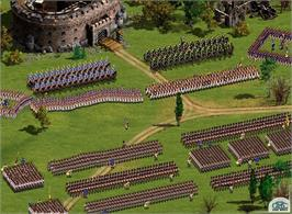 In game image of Cossacks II: Napoleonic Wars on the Valve Steam.