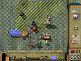 In game image of Crazy Machines 1.5 on the Valve Steam.