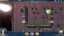 In game image of Crazy Machines 2: Invaders From Space, 2nd Wave DLC on the Valve Steam.