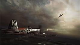 In game image of Damage Inc. Pacific Squadron WWII on the Valve Steam.