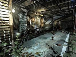 In game image of Dark Fall: Lost Souls on the Valve Steam.
