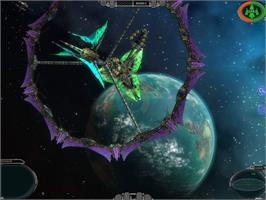 In game image of Darkstar One on the Valve Steam.