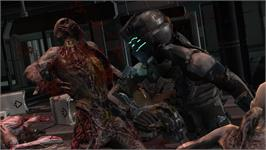 In game image of Dead Space 2 on the Valve Steam.