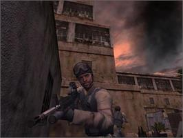 In game image of Delta Force: Black Hawk Down on the Valve Steam.