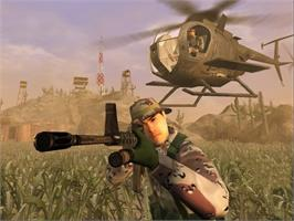In game image of Delta Force: Xtreme on the Valve Steam.