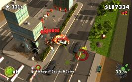 In game image of Demolition Inc. on the Valve Steam.