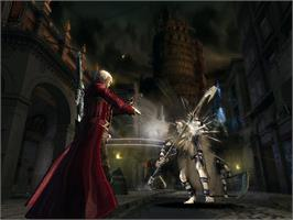 In game image of Devil May Cry® 3 Special Edition on the Valve Steam.