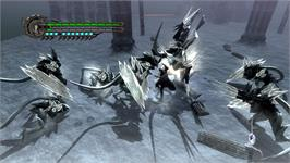 In game image of Devil May Cry 4 on the Valve Steam.