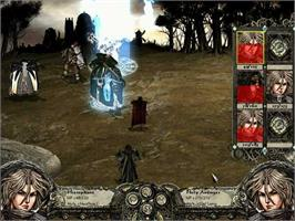 In game image of Disciples II: Rise of the Elves on the Valve Steam.