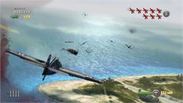 In game image of Dogfight 1942 on the Valve Steam.