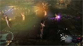 In game image of Dungeon Siege III: Treasures of the Sun on the Valve Steam.