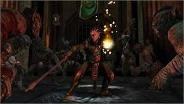In game image of Dungeons and Dragons: Daggerdale on the Valve Steam.