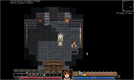 In game image of Dungeons of Dredmor on the Valve Steam.