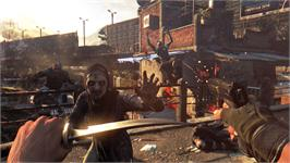 In game image of Dying Light on the Valve Steam.