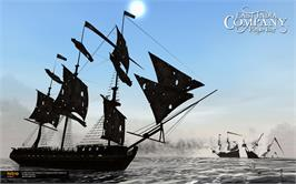 In game image of East India Company: Pirate Bay on the Valve Steam.