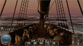 In game image of East India Company on the Valve Steam.