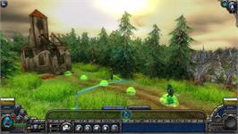 In game image of Elven Legacy: Ranger on the Valve Steam.