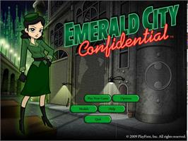 In game image of Emerald City Confidential on the Valve Steam.