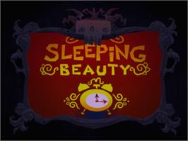 In game image of Episode 21 - Sleeping Beauty on the Valve Steam.