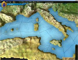 In game image of Europa Universalis III Complete on the Valve Steam.
