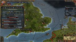 In game image of Europa Universalis IV on the Valve Steam.