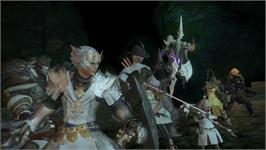 In game image of FINAL FANTASY® XIV: A Realm Reborn on the Valve Steam.