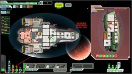 In game image of FTL: Faster Than Light on the Valve Steam.
