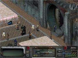 In game image of Fallout 2: A Post Nuclear Role Playing Game on the Valve Steam.